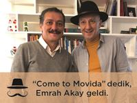 Emrah Akay Come to Movida'da!